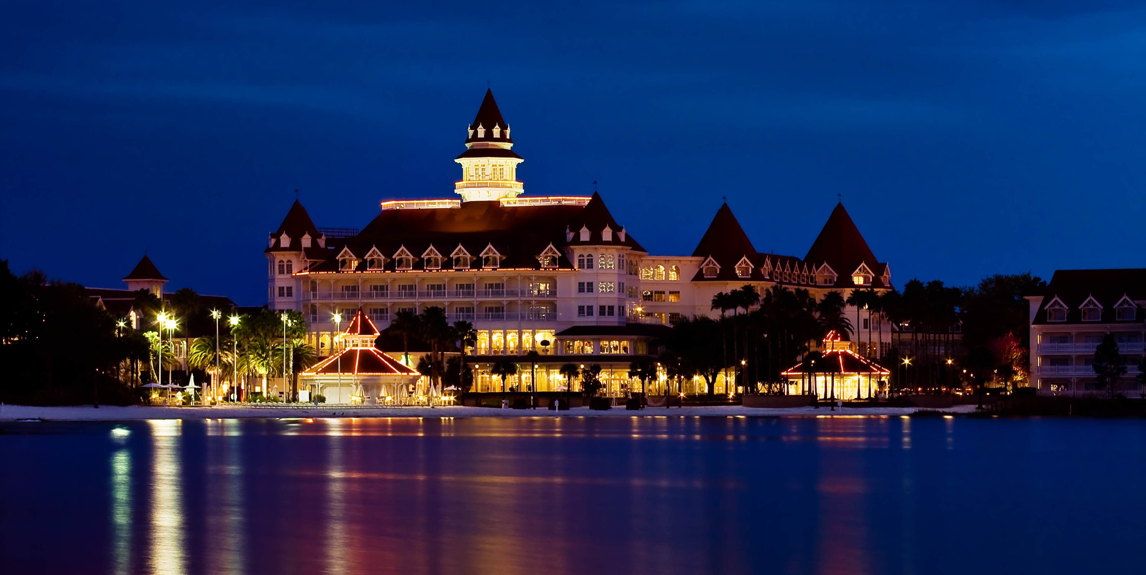 The grand floridian resort and spa